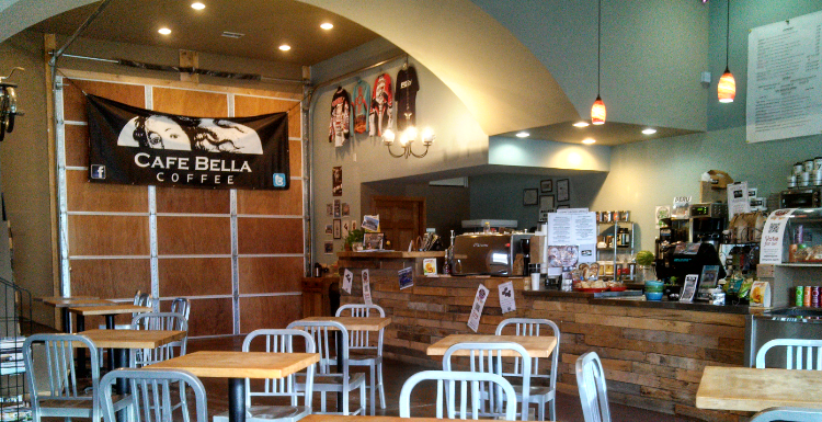 Cafe Bella Coffee Rentals Albuquerque Restaurants