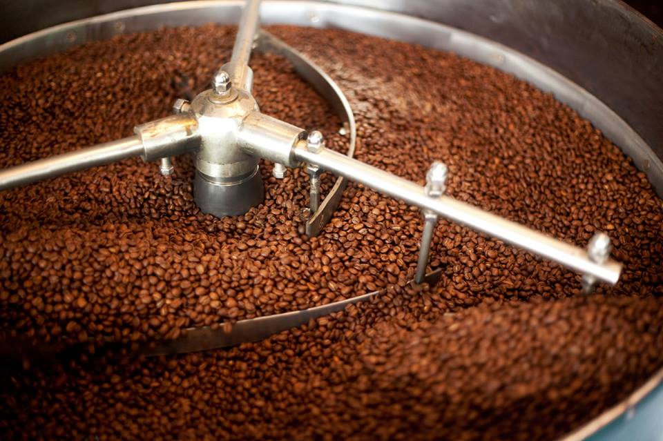 Why we partner with our local micro roaster